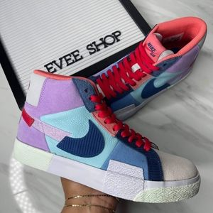SB Nike Blazer Multicolor